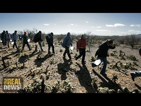 Calls For Immigration Reform Ramp Up, But What Fuels Migration to U.S.?
