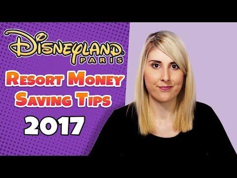 Disneyland Paris Resort Money Saving Tips 2017