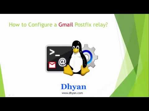 How to configure mail server/postfix relay on linux?
