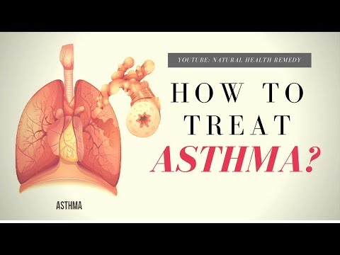 How to Treat Asthma Naturally | Natural Asthma Treatment