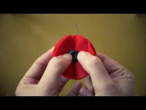 Poppy Brooch  2