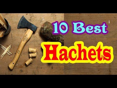 Best Hatchets to Buy in 2017
