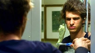 Peter Parker Wake Up Scene The Amazing Spider man 2012 Movie Clip Hd
