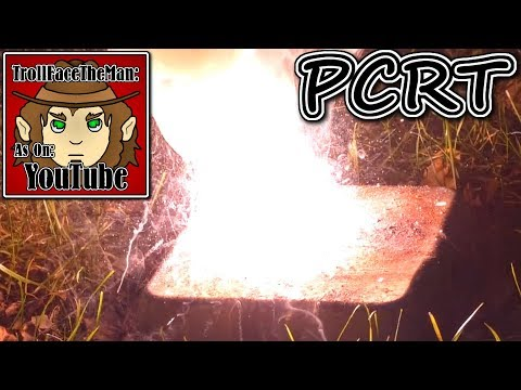 PCRT RV, Powdered Dark Magnesuim (Potassium Chlorate Reaction Test Revamped)