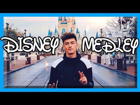 Disney Medley 2018 (Coco, Moana, Frozen, Hercules, Tangled)   at Walt Disney World Orlando