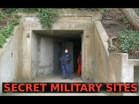 How To Find Secret Military Bases Using Google Maps