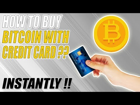 How to BUY BITCOIN with CREDIT CARD ?? Best Method 2017