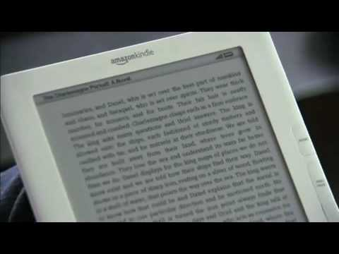 Kindle DX | The Greener way to read