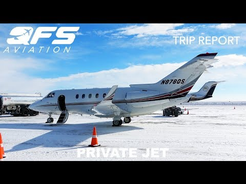 TRIP REPORT   NetJets - Hawker 900XP - Denver (DEN) to Roswell (ROW)