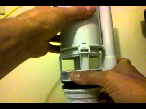 Dual flush toilet kit adjustments http://www.DualFlushPro.com