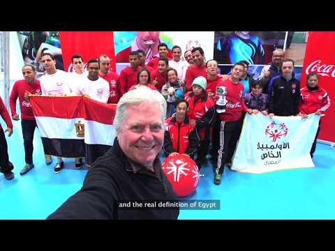 Special Olympics #SelfieWithTheCelebrities Campaign Featuring Hussein Fahmy