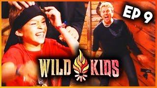KULAN BLIR PRANKAD AV JOE LABERO - Wild Kids ep.9