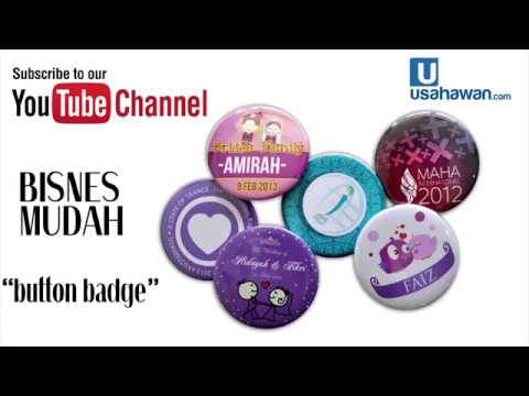 How to Make Button Badges