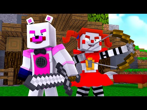 Download Circus Baby Plays Bed Wars! Minecraft FNAF Roleplay