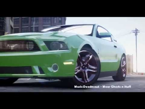 GTA IV - Ford Mustang GT Shelby [HD]