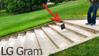 LG Gram 15 TEARDOWN - Drop Test Followup!