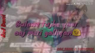 Main Jiyun Jab Jab Tera Dil Dharky Full Whatsapp Status Video MP4