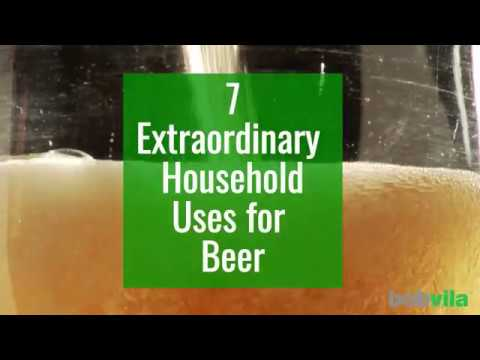 Some of the Weirdest Uses for Beer