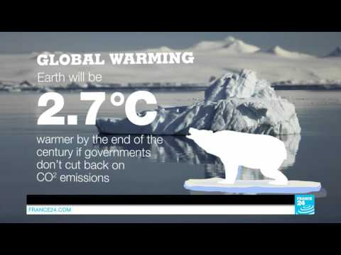 COP21 by the numbers: 2.7