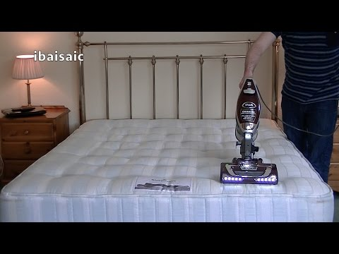 What are you sleeping on? Shark Rocket Light Mattress Cleaning Demonstration