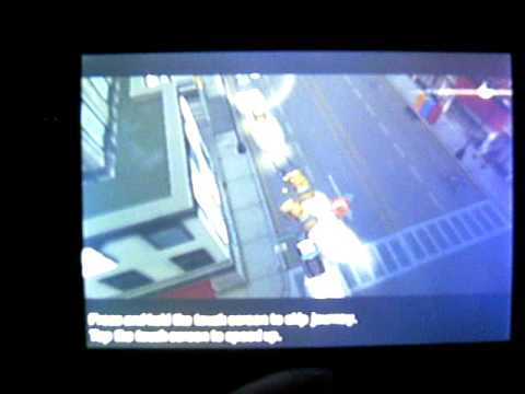 gta chinatown wars iphone/ ipod touch how to use cab/taxi