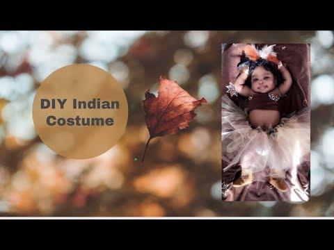 DIY Indian Costume