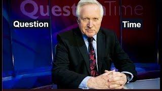 Question Time Election 9 June 2017