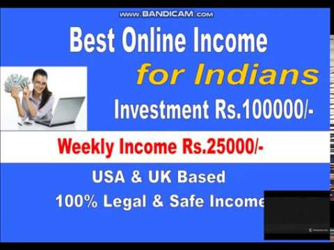Make Money In Online From INDIA - USA & UK Based Business Opportunity