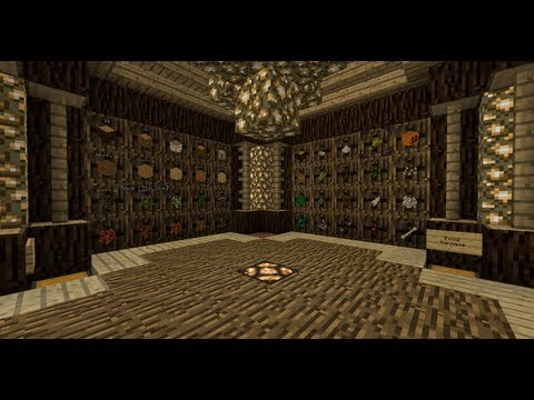 Denim plays FTB ep.17 : Automated barrel storage !