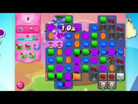 Candy Crush Saga Level 3234  No Booster
