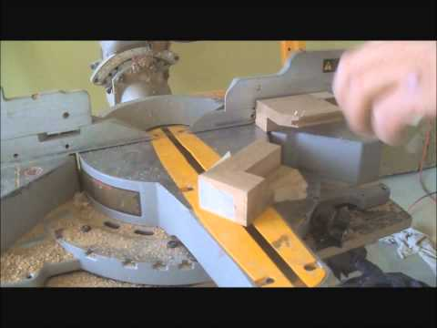 Hardwood Stair Nosing Installation: How to Cut Small Details on Dewalt Table Saw