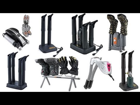 Best Boot Dryers (Electric & Portable)