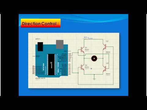Lecture 26 Part 3 Speed Control For DC Motor Using PWM And Arduino