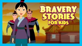 Bravery Stories For Kids - Bedtime Stories and Fairy Tales For Kids || Story Time For Kids