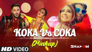 Koka Vs Coka Mashup | Badshah Vs Sukh-E | DJ Shadow Dubai