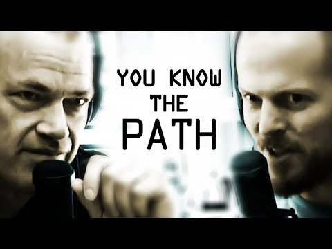 How to Stay on The Path - Jocko Willink and Tim Ferriss
