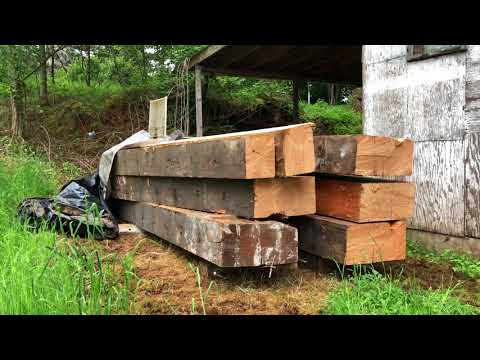 Making money with my Wood-Mizer LT-35