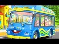 I Spy Song Wheels On The Bus Nursery Rhyme Kids Songs Little Treehouse