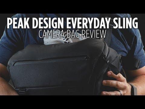 Peak Design Everyday Sling 10L Review