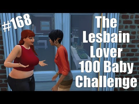 Lesbian Lover 100 Baby Challenge- Episode 168 (Jasmine Holiday Has Pointy Ears?!)