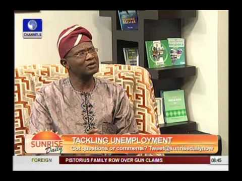 Expert Says Nigerian Education Curriculum Responsible For Unemployment - Part 1