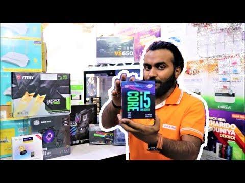 Intel i5 8600k PC Build   1 Lac   Video editing and Gaming   Full RGB Setup