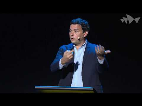 Thomas Piketty: Is Increasing Inequality Inevitable?