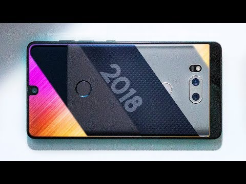 Building the PERFECT 2018 Android Smartphone