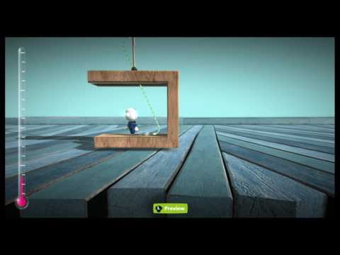 How to make a elevator on little big planet 3