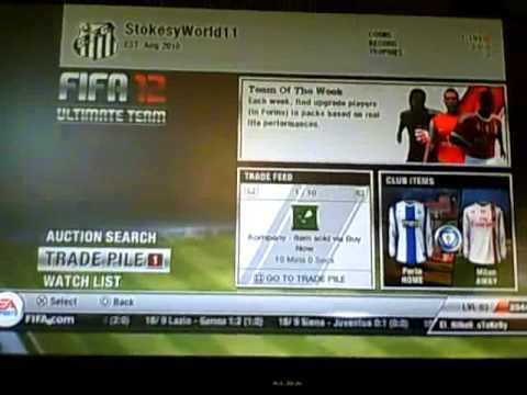 FIFA 12 ULTIMATE TEAM | MY SQUAD : FEATURING L.SUAREZ