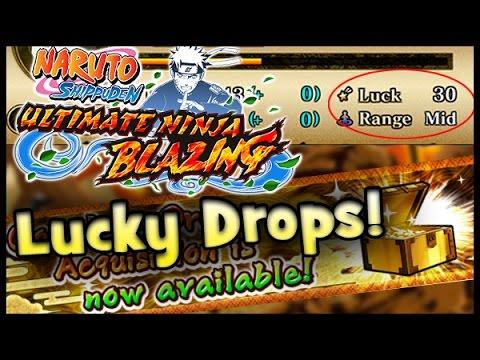 How To Get Free Ninja Pearls! Naruto Ultimate Ninja Blazing!  Drops Acquisition!