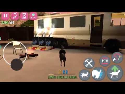 [Goat Simulator GoatZ] Complete the cooking: barrel locations!