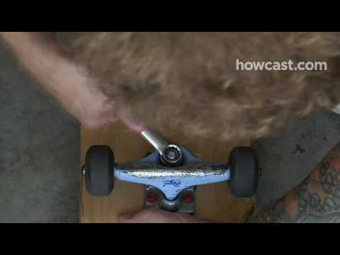 How to Maintain a Skateboard