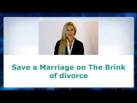 Find out How to Save a Marriage on The brink of Divorce